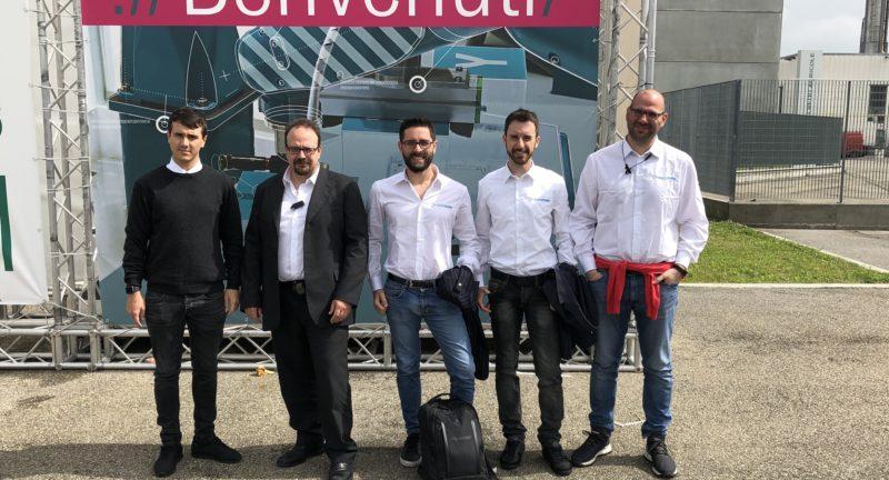 Italian Automation Fair: Automate present